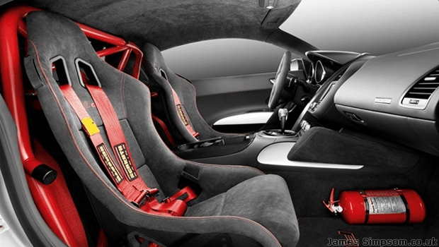 Bucket Seat Harnesses - Correct Harness Fitting Procedure