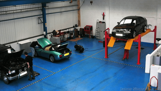 DIY Garage Darlington