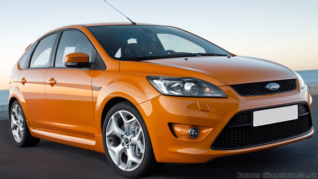 Ford Focus MK2.5 ST Electric Orange - 5 Door