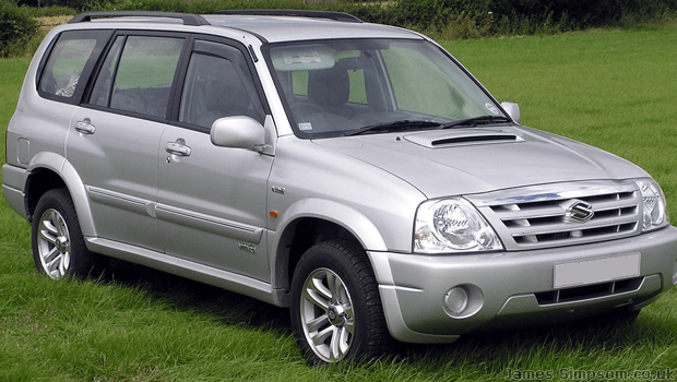 Suzuku Grand Vitara 1999 - Silver - Diesel