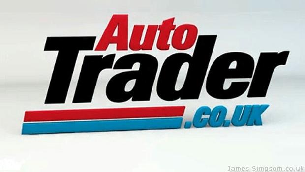 Auto Trader Logo - autotrader.co.uk