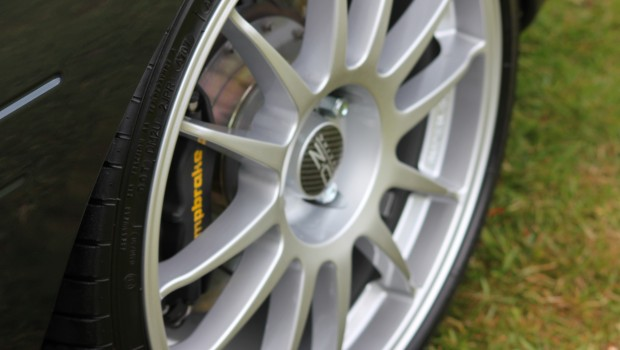 Ford Focus OZ Racing Alloy Wheel