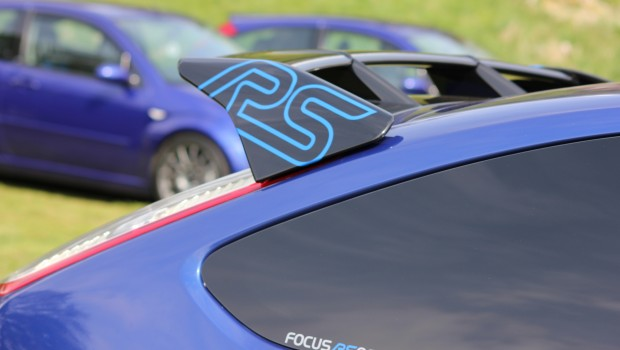 Ford Focus RS Spoiler Sticker - FocusRSOC