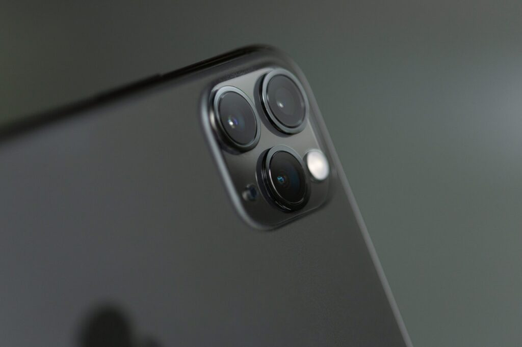 Phone Multiple Cameras