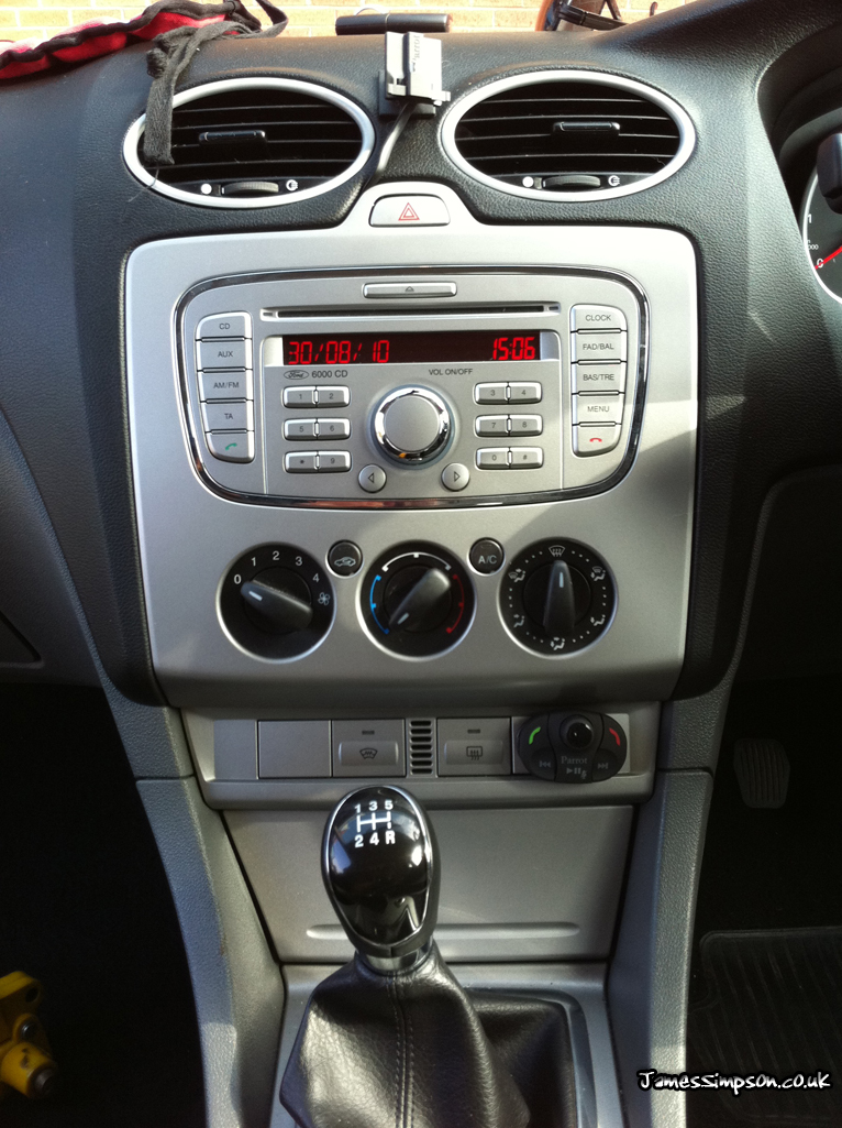 Ford Focus Mk2 5  2008-2012  Stereo Removal St  Rs