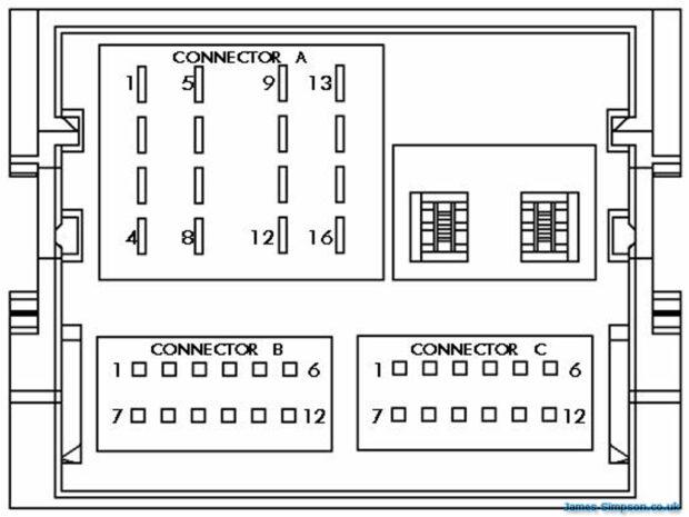 2016 Ford Focus Radio Wiring Diagram Database