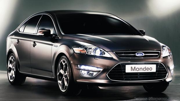 Ford Mondeo Titanium MK4 - Brown / Bronze