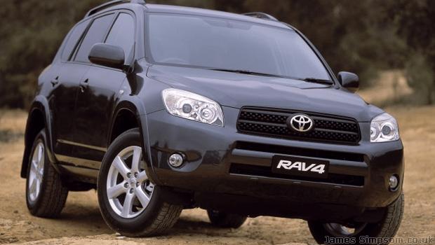 Toyota Rav4 MK3 (2007) - Black
