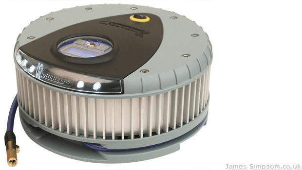 Michelin 12262 High Power Rapid Digital Tyre Pump