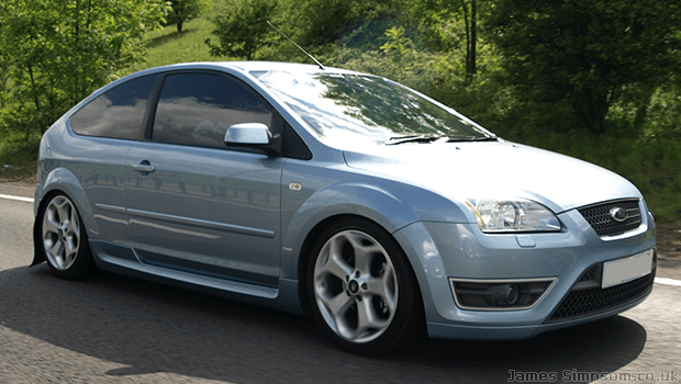Ford Focus MK2 2.0 ST Lookalike Eibach Coilovers