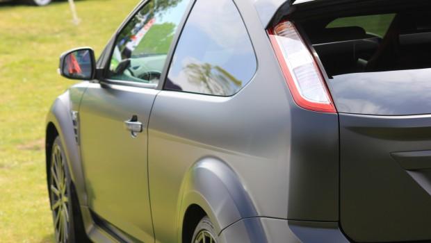 Ford Focus RS 500 - Matt Black Wrap