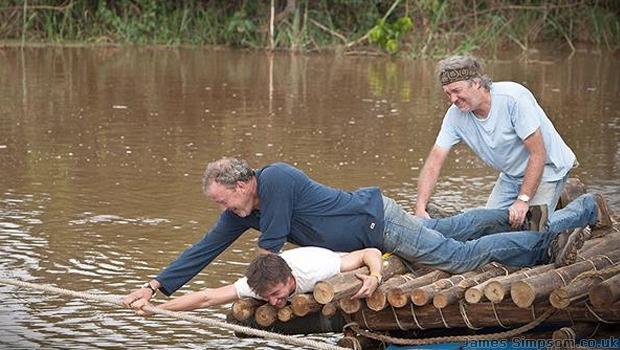 Jeremy Clarkson, Richard Hammond, James May - Top Gear Season 19