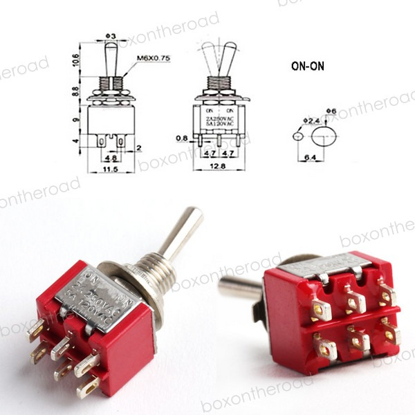 Have one to sell? Sell it yourself Miniature Toggle Switch