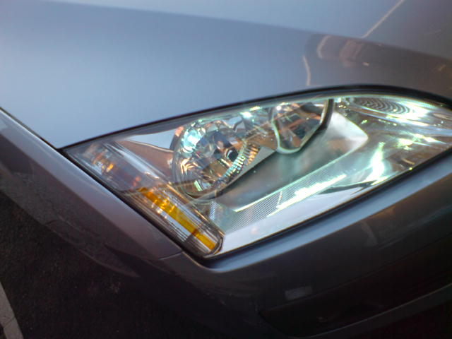 Ford Focus MK2 Headlight