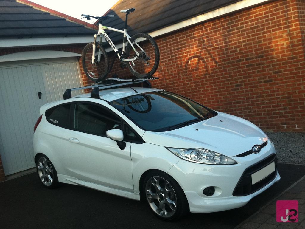 Ford focus bike rack roof draper sanding pads