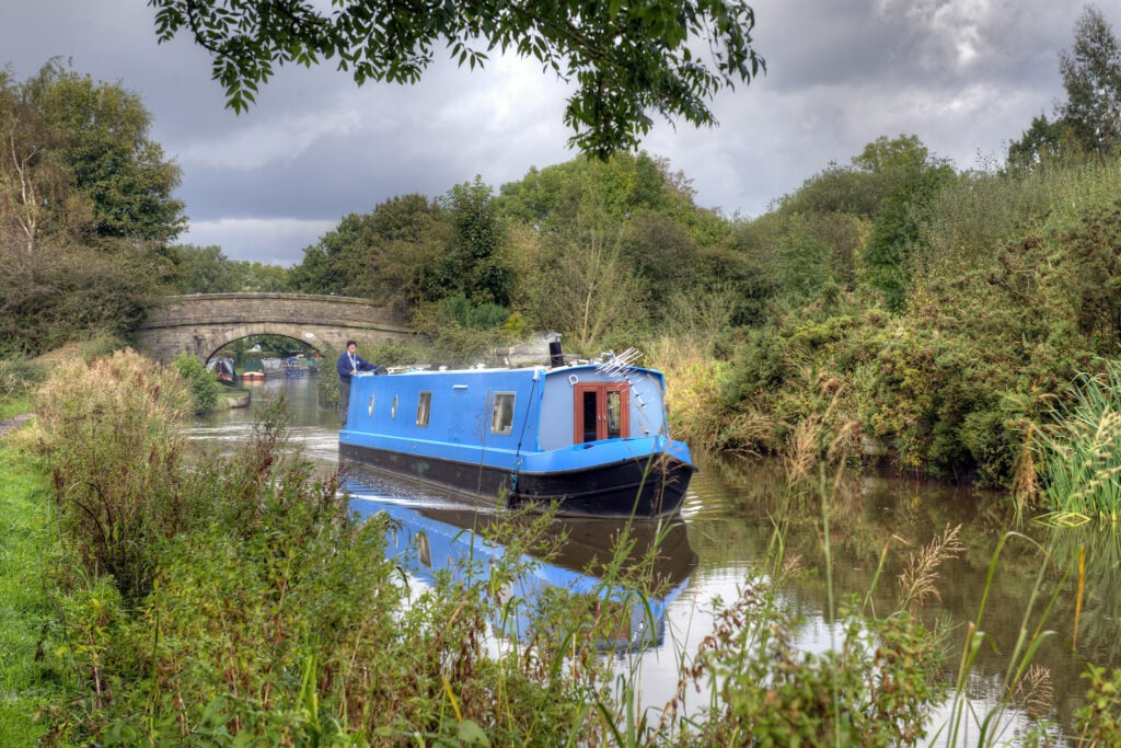 UK Canal Boat