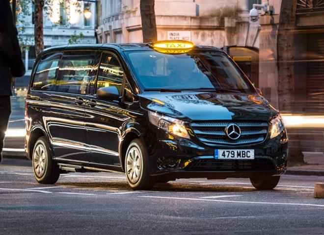 Mercedes-Benz EU6 Vito Taxi