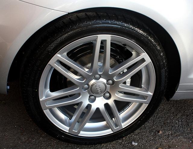 Clean Alloy Wheels